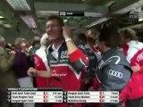 Le Mans 24h 2011 Race Finish Audi Wins