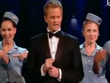 Neil Patrick Harris Tony Awards 2011 Openning performance