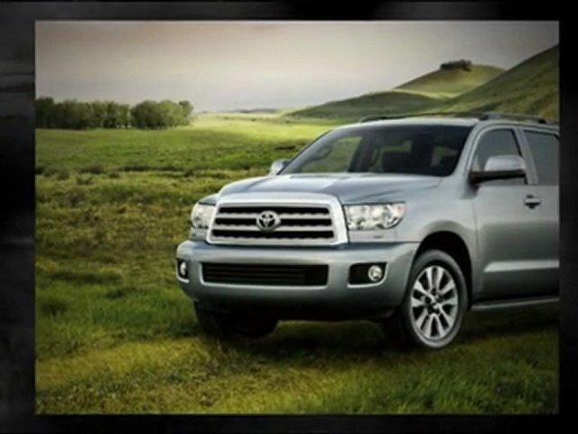 2011 Toyota Sequoia Colonial Toyota