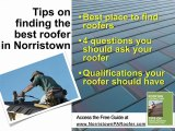 Norristown PA Roofer Norristown Roofer #2