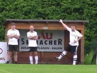 Spiel gg. Bad Mitterndorf - 10 Jahre Seniorenfußball Treffling