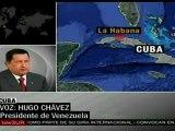 Presidente Chávez destaca calidad de sistema de salud cuban