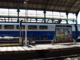 SNCF - TGV partant de Lyon - Perrache pour Paris - Gare de Lyon