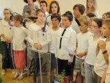 Remise des prix du concours scolaire de la résistance et de la déportation, le 8 juin 2011 à Liffré