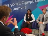David Beckham would 'love to be in Olympics'