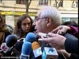 Areces acusa a PP de utilizar palabras de Eguiguren