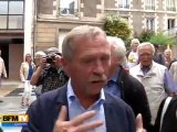 Procès OGM : Royal soutient Bové à Poitiers