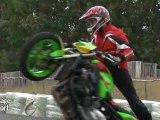 Visages du Sport : Sebastien Rambaud, Stunt Moto