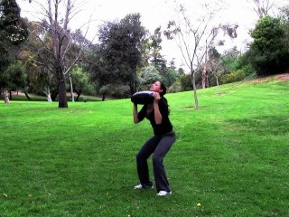 Outdoor Park Workout