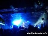 Shaka Ponk Plein Air de Rock 11 juin 2011