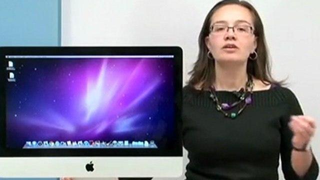 iMac de  21,5 pol. tem configuração parruda