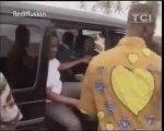Descente suprise du 1er ministre Guillaume Soro , du Général Soumaila Bakayoko et du ministre de l'intérieur Hamed Bakayoko dans les rues d'Abidjan à la recherche de barrages illégaux - Abidjan.ne