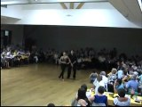 gala 2011 danses a deux a Douarnenez  latine - cha cha - Jules & Margaux