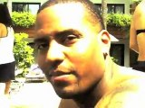 Terrell Suggs (Baltimore Ravens) w/Yank-D