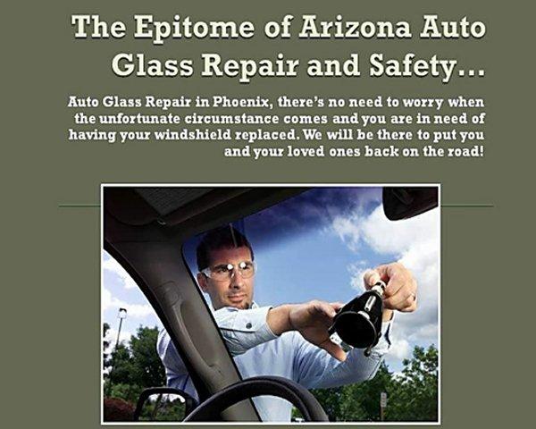 Auto glass Repair Avondale – Auto Glass Repair