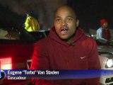 Afrique du Sud: la cascade automobile transformée en vrai sport