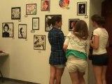 Ticonderoga Art Show | High School Art Show | Student Art Exhibit