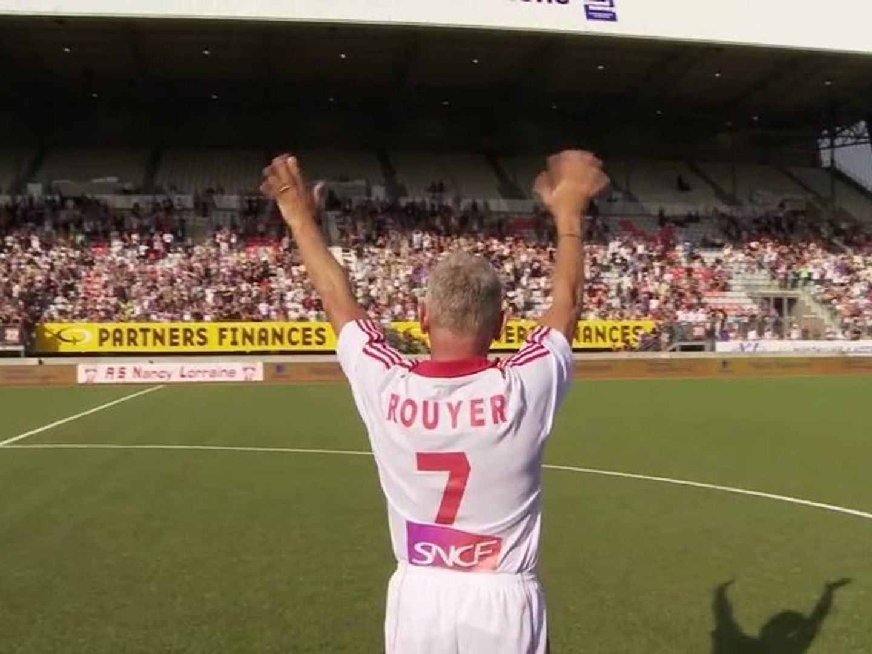 Jubilé d'Olivier Rouyer : Platini, Zidane, Noah, au rendez vous