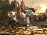 Mortal Kombat - Mortal Kombat - Raiden gameplay Trailer ...