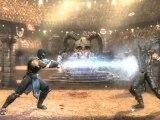 Mortal Kombat - Mortal Kombat - Sub-Zero Gameplay ...