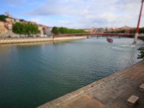 Nature Capitale Lyon Tilt Shift Peniche