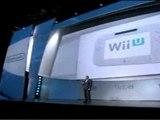 Nintendo Wii U présentation E3 2011
