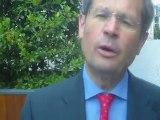 Christian PIERRET élu Président de la Fédération des Maires des Villes Moyennes lors des 5e Assises de Quimper