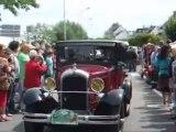 La Trinité sur mer - Tour de Bretagne 2011 des véhicules anciens part.2