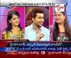 Chit Chat with Surya & Anushka - Suriya is 'Yamudu' - 01