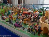 Exposición de Playmobil en Bilbao