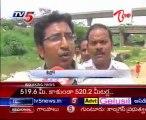 Musi river illegal occupation destruction in Hyderabad