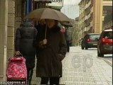 Lluvia y mal tiempo en Gernika
