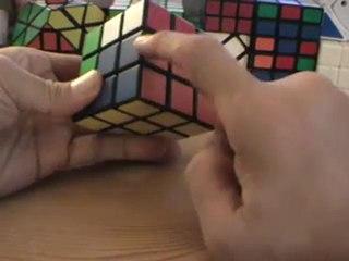 Solution du Rubik's Cube 3/6