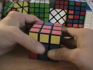 Solution du Rubik's Cube 6a/6