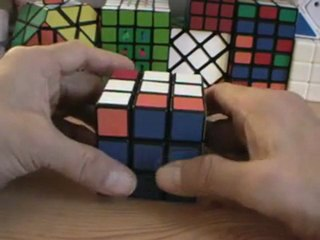 Solution du Rubik's Cube 6b/6