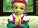 Legend of Zelda : Ocarina of Time 3D  Robin Williams Trailer