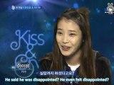 IU (아이유) - Kim Yuna's Kiss & Cry E03 Cut [2011.06.05]