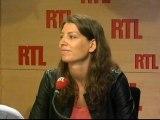 """La philosophe Adèle van Reeth, journaliste à """"Philosophie Magazine"""", était l'invitée de """"RTL Midi"""" jeudi"""