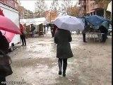 Lluvia y bajada de temperaturas en Gerona