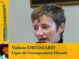 """Décollez Jeunesses ! 10. Colloque """"Ou commence l'ailleurs"""" : la ligue de l'enseignement Hérault"""