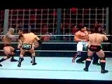 Elimination Chamber ~ United States Championship ~ Elimination Chamber Match ~ Aldric vs British Bulldog vs Judicael vs Cody Rhodes vs Randy Orton vs Chris Masters
