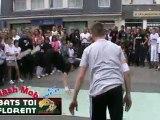 flash mob 2011 n°2 Acrimonie & Anima'niak site Bats toi florent danse hip hop Finistère
