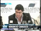 Renuncio Carrasco