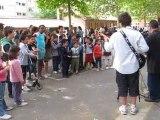 The little blue band - Anatole France Saint-Ouen