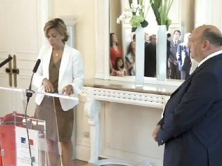 Pascal Renouard de Vallière fait Chevalier de la Légion d'Honneur