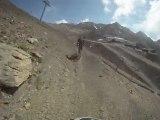 VTT 2 Alpes au dessus de 2600m