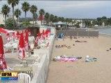 Les plages de La Ciotat fermées pour pollution