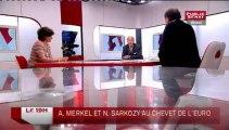 LE 19H,Sylvie Goulard, Gérard Dussillol et Stéphane Rozès