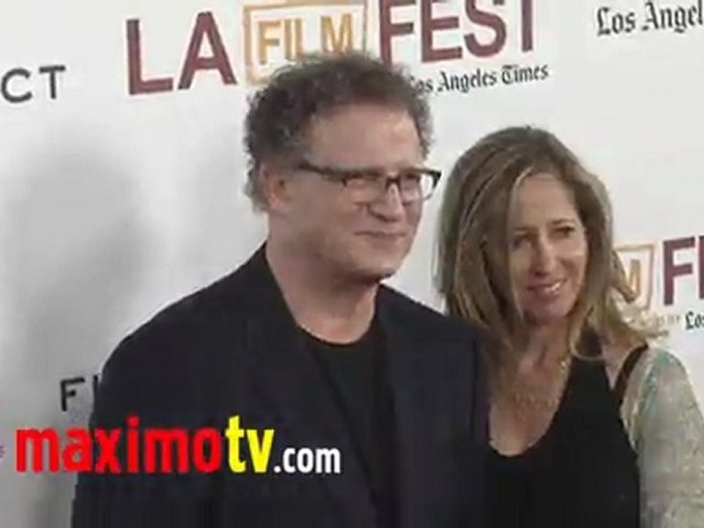 Amalie Wichmann Hot albert brooks and kimberly shlain at drive premiere arrivals