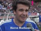 Jubilé Olivier Rouyer : Les amis de Rouyer contre Canal +